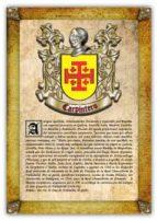 Apellido Carpintero / Origen, Historia y Heráldica de los linajes y apellidos españoles e hispanoamericanos