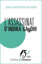 L'assassinat d'Indira Gandhi (ebook)