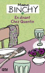 En dinant chez Quentin (ebook)