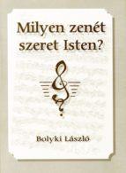 Milyen zenét szeret Isten? (ebook)