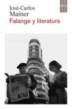 Falange y literatura (ebook)