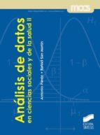 Análisis de datos en ciencias sociales y de la salud II (ebook)