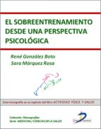 El sobreentrenamiento desde una perspectiva psicológica (ebook)
