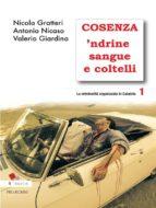 Cosenza 'Ndrine Sangue e Coltelli. La criminalità organizzata in calabria 1 (ebook)