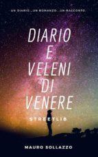Diario e veleni di venere (ebook)