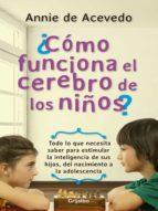 Cómo funciona el cerebro de los niños (ebook)