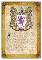 Apellido Banús / Origen, Historia y Heráldica de los linajes y apellidos españoles e hispanoamericanos