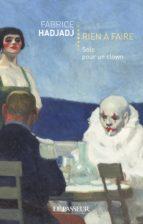 Rien à faire - Solo pour un clown (ebook)