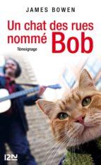 Un chat des rues nommé Bob (ebook)