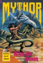 Mythor 67: Krieg der Hexen