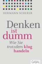 Denken ist dumm (ebook)