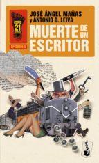 Muerte de un escritor (ebook)