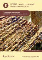 Lavado y colmatado de tapones de corcho. MAMA0109 (ebook)