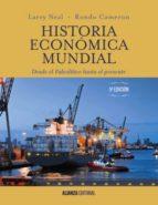 Historia económica mundial (ebook)