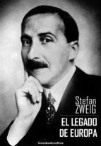 El legado de europa (ebook)