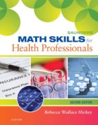 Saunders Math Skills for Health Professionals (ebook)