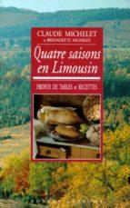 Quatre saisons en Limousin (ebook)