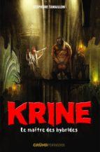Krine, tome 3 - Le maître des Hybrides (ebook)