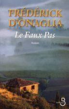 Le Faux Pas (ebook)
