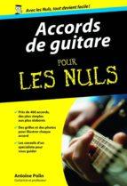 Accords de guitare Pour les Nuls (ebook)