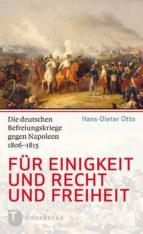 Für Einigkeit und Recht und Freiheit (ebook)