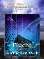 Flucht aus der virtuellen Welt (ebook)