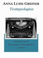 Texttypologien