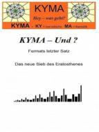 KYMA - Und ? Das neue Sieb des Eratosthenes (ebook)