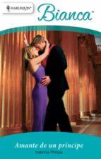 Amante de un príncipe (ebook)