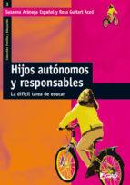 Hijos autónomos y responsables (ebook)