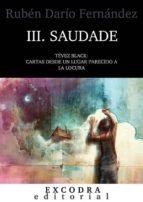 Saudade (Tévez Black: Cartas desde un lugar parecido a la locura) (ebook)