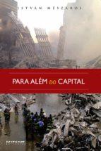 Para além do capital (ebook)