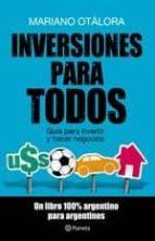 Inversiones para todos (ebook)