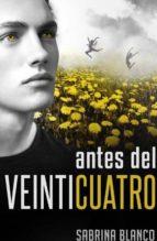 ANTES DEL VEINTICUATRO (ebook)