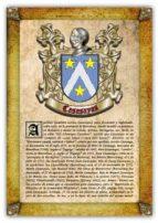 Apellido Casasayas / Origen, Historia y Heráldica de los linajes y apellidos españoles e hispanoamericanos
