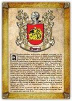 Apellido Osorno / Origen, Historia y Heráldica de los linajes y apellidos españoles e hispanoamericanos