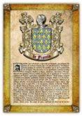 Apellido de Francia (PDF de Lectura e Impresión)