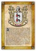 Apellido Calvente (PDF de Lectura e Impresión)