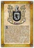 Apellido Llasera (PDF de Lectura e Impresión)