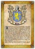 Apellido Rizos (PDF de Lectura e Impresión)