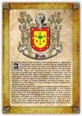Apellido Presa (PDF de Lectura e Impresión)