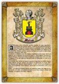 Apellido Maicas (PDF de Lectura e Impresión)