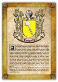 Apellido Cendrero (PDF de Lectura e Impresión)
