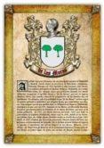 Apellido de las Moras (PDF de Lectura e Impresión)
