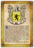 Apellido Mor (PDF de Lectura e Impresión)