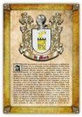 Apellido de Mora (PDF de Lectura e Impresión)